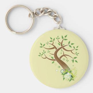 Árbol del árbol de la madre de tierra del de la llaveros personalizados