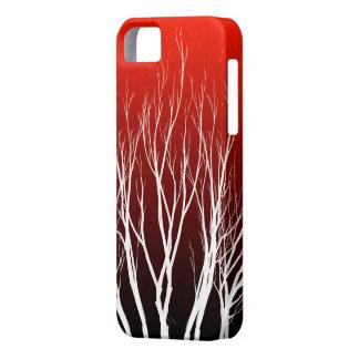 Árbol del arte abstracto de la vida funda para iPhone SE/5/5s