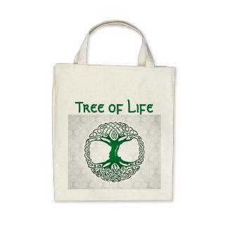 Árbol del bolso de la vida bolsa de mano