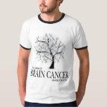 Árbol del cáncer de cerebro playera