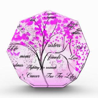 árbol del cáncer de pecho para la vida
