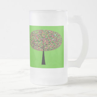Árbol del caramelo tazas de café