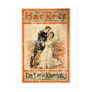 Árbol del conocimiento 1898 - apenado postales