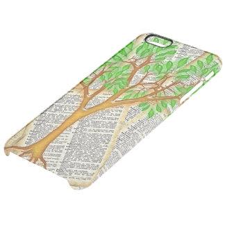ÁRBOL DEL CONOCIMIENTO FUNDA CLEARLY™ DEFLECTOR PARA iPhone 6 PLUS DE UNC