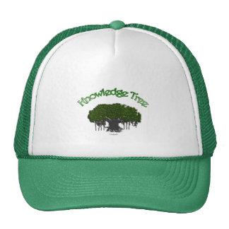 Árbol del conocimiento gorra