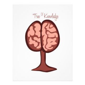 Árbol del conocimiento membrete