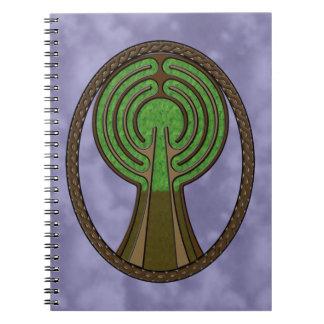 Árbol del cuaderno de la vida