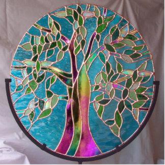 Árbol del encantamiento esculturas fotograficas