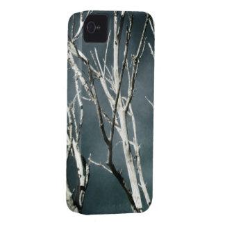 Árbol del fantasma iPhone 4 carcasas