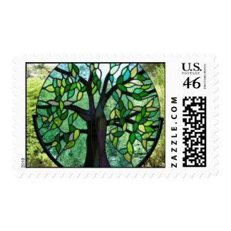 Árbol del franqueo del encantamiento