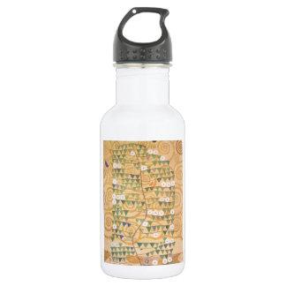 Árbol del friso de Gustavo Klimt de la vida
