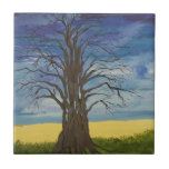 Árbol del hombre tejas