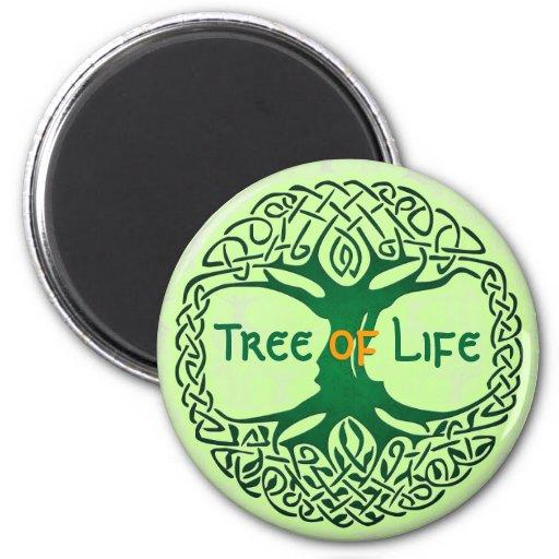 Árbol del imán de la vida
