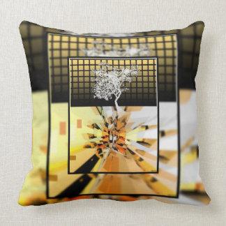 Árbol del oro almohadas