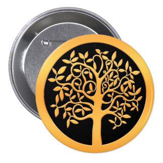 Árbol del oro pins
