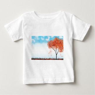 Árbol del otoño remera