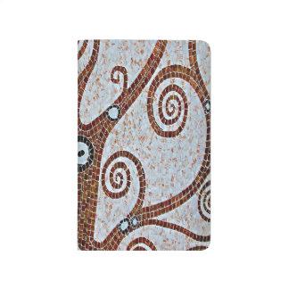 Árbol del pulpo cuaderno grapado