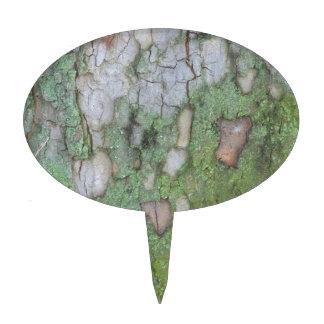 Árbol del sicómoro figura para tarta