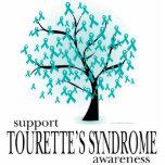 Árbol del síndrome de Tourette Esculturas Fotograficas