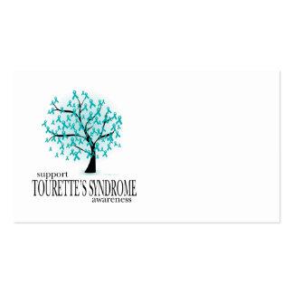 Árbol del síndrome de Tourette Tarjetas De Visita
