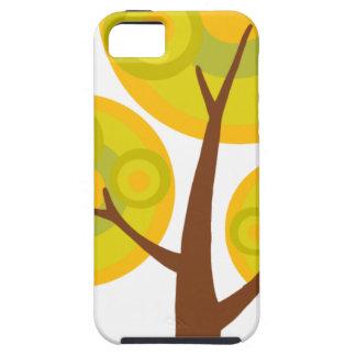 árbol en la caída iPhone 5 Case-Mate protectores