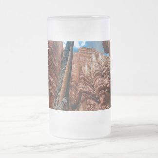 Árbol-en-uno - lazo de Navajo del árbol en la Taza De Cristal