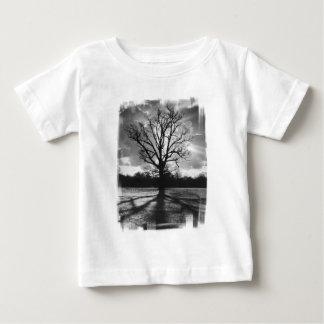 Árbol estéril de las ramas playeras