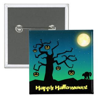 Árbol fantasmagórico de la calabaza de Halloween - Pins