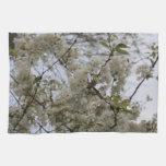 árbol floreciente toalla