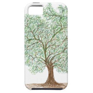 árbol iPhone 5 Case-Mate carcasas