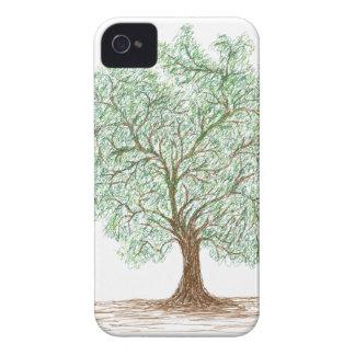 árbol Case-Mate iPhone 4 carcasa