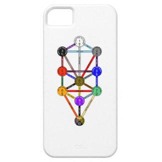 Árbol hermético de Kabbalah de la vida iPhone 5 Case-Mate Fundas