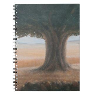 Árbol Holwell 2012 Cuaderno