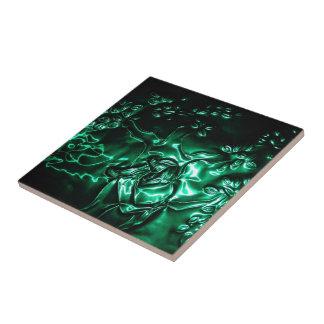 Árbol Huger´´ de Keramik Fliese `` Azulejo Cuadrado Pequeño