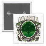 Árbol Hugger Alaska Pins