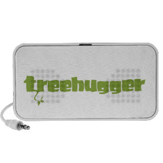 Árbol Hugger Laptop Altavoces