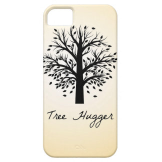 Árbol Hugger iPhone 5 Cárcasa