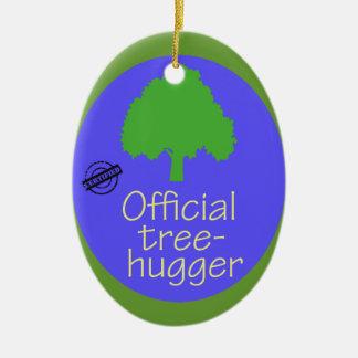 Árbol-Hugger oficial Ornamente De Reyes