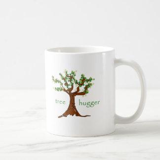 Árbol Hugger Taza Clásica