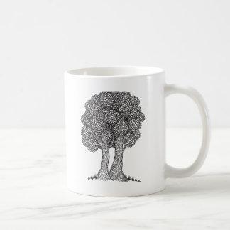 árbol illustarted