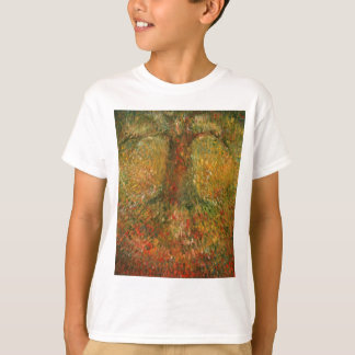 Árbol invisible remeras
