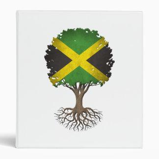 Árbol jamaicano de la bandera del personalizable