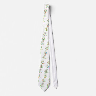 Árbol larguirucho corbata