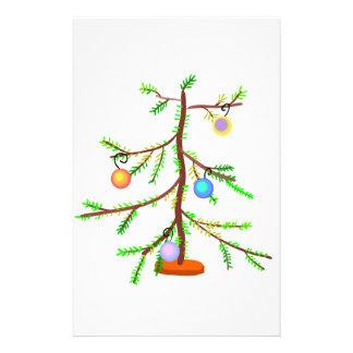 Árbol larguirucho papelería personalizada