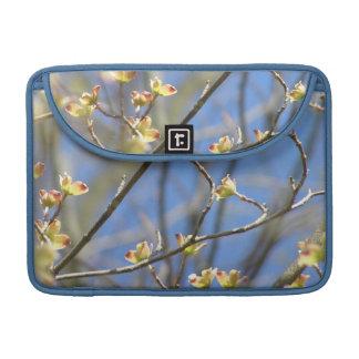 Árbol MacBook Pro de la floración de la primavera Fundas Macbook Pro
