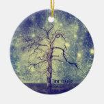 Árbol mágico del ornamento del navidad del ornaments para arbol de navidad