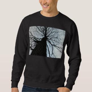 árbol místico en parque suéter