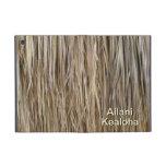 Árbol naturalmente fresco Hair_Hula Skirt2 de Surf iPad Mini Funda