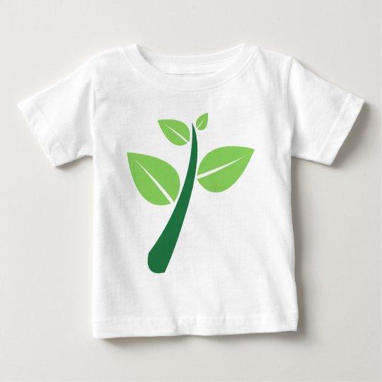 árbol playera de bebé