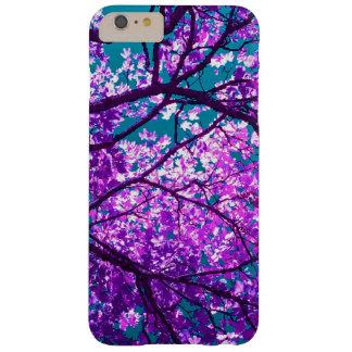 árbol púrpura II Funda De iPhone 6 Plus Barely There